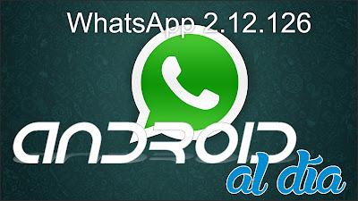 WhatsApp 2.12.126