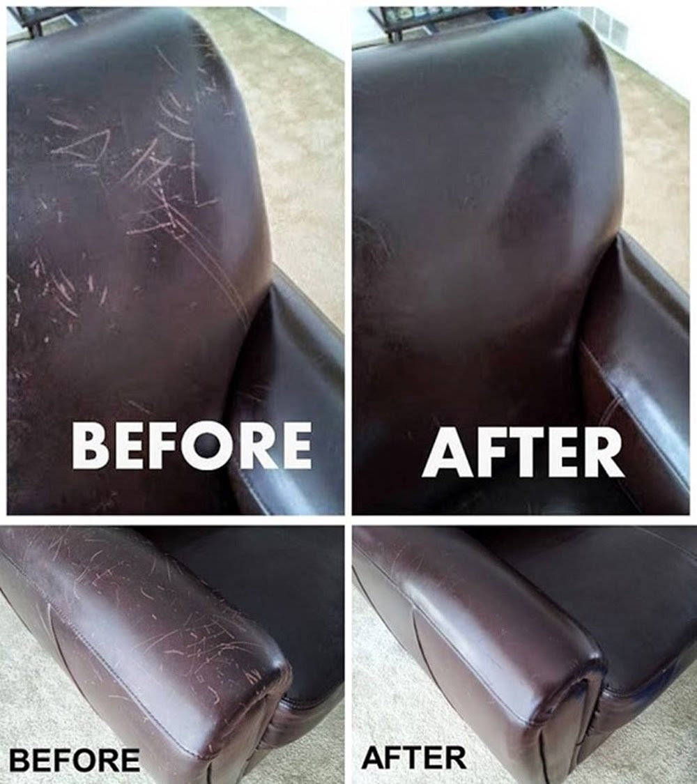 How To Repair Leather Sofa Scratched By Cat