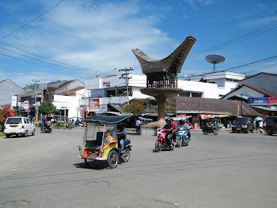 Around Rantepao