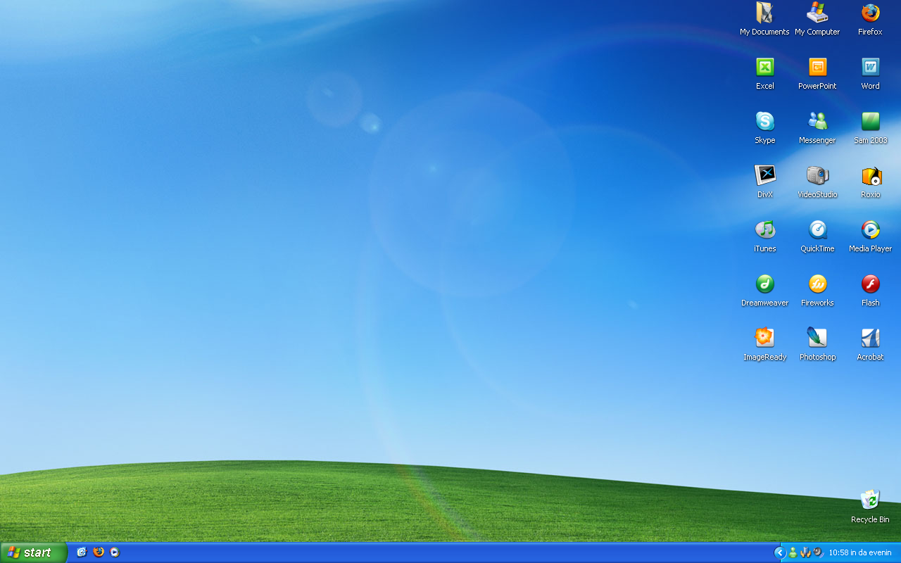 Microsoft windows xp professional x86