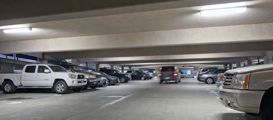 Energy Costs Reduced 67% In Parking Garage Using Retrofit