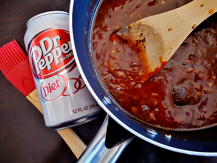 Smokey Dr.Pepper Chipotle BBQ Sauce-  Click For Recipe