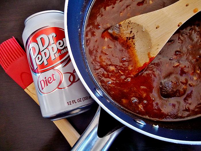 Smokey Dr.Pepper Chipotle BBQ Sauce-  Click For Recipe
