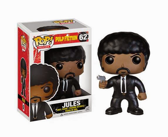 Cabezón Jules Winnfield de Pulp Fiction