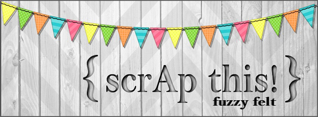 {scrAp this!} fuzzy felt