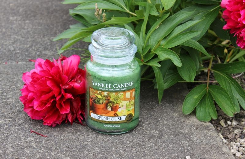 Yankee Candle Greenhouse Large Jar Candle