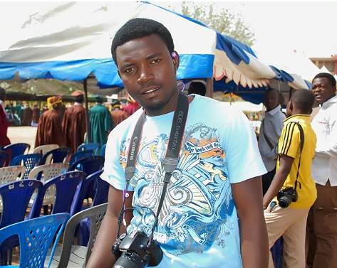 photographer killed gombe state