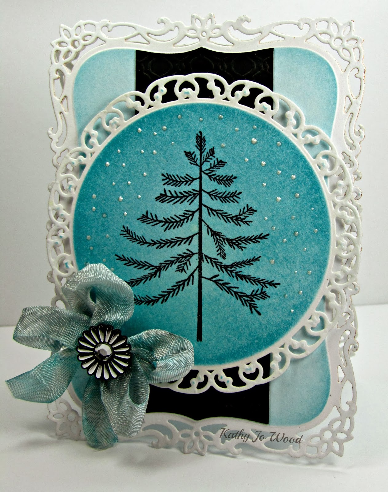 card, Christmas, ideas, Inkadinkado, Labels Eight, Spellbinders, stately circles, Tim Holtz, to make, winter,