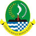 Vektor Logo Provinsi Jawa Barat
