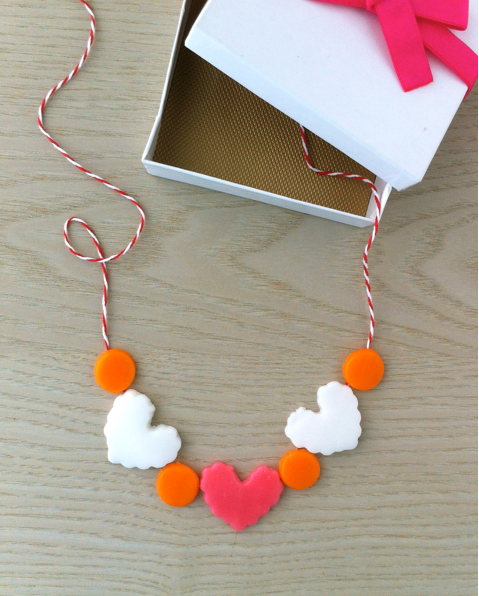 Sweet Tooth DIY Airheads Candy Necklace Gift Box