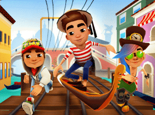 download game android terpopuler subway surfer