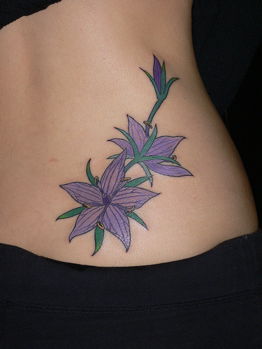 Flower Tattoos ,tattoos