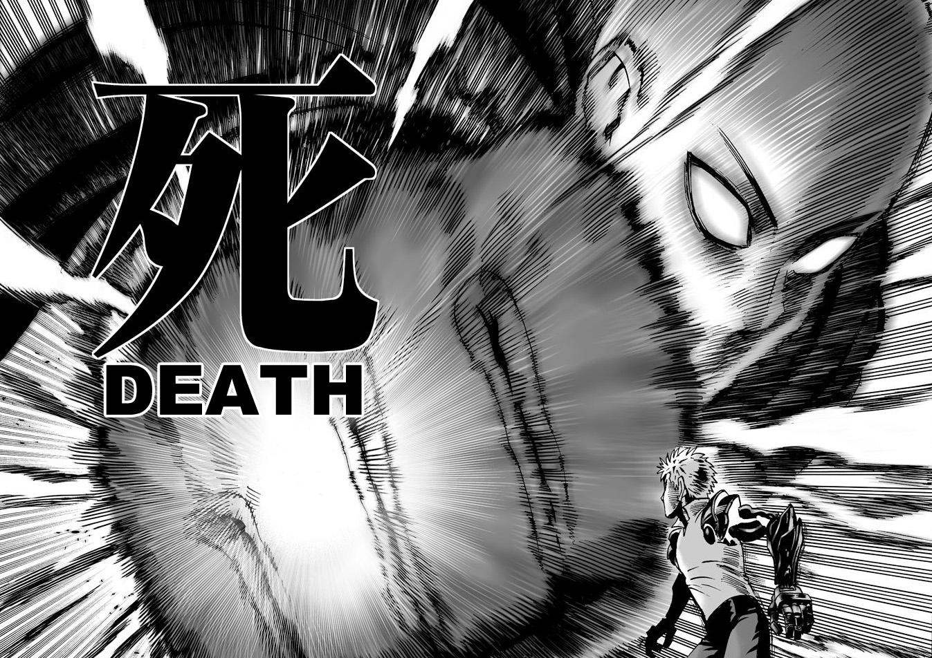 manga one punch man