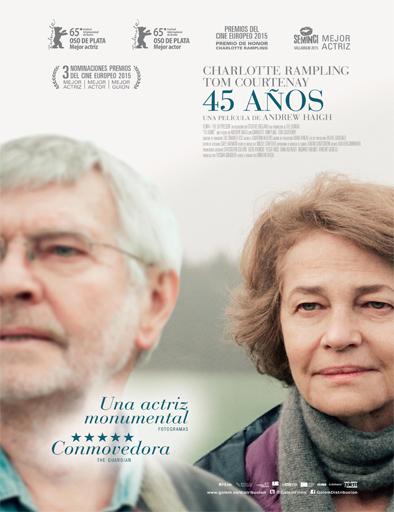 Ver 45 años (45 Years) (2015) Online