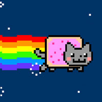 The Top 50 Animated Characters Ever: 2. Nyan Cat