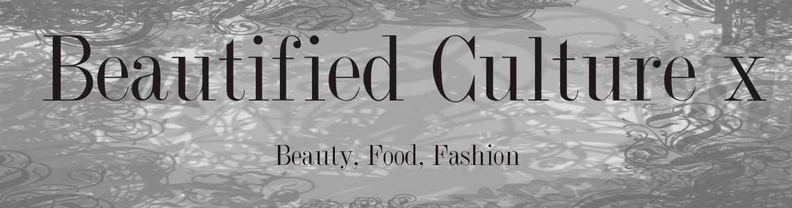 Beautified Culture | Beauty, Thoughts, Fashion