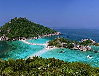 Koh Tao & Koh Nangyuan by speed boat (By Grand Sea)