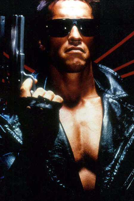 arnold swarchenegger terminator 5. Terminator