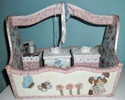 "Kit higiene ""Boneca de pano"" - Ma Helena"