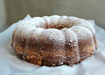 Zesty Lemon Bundt Cake