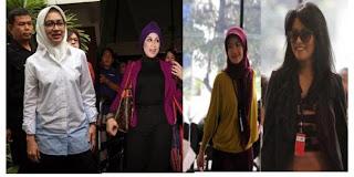 Foto Cewek Cantik Indonesia Terlibat Korupsi Birokrat