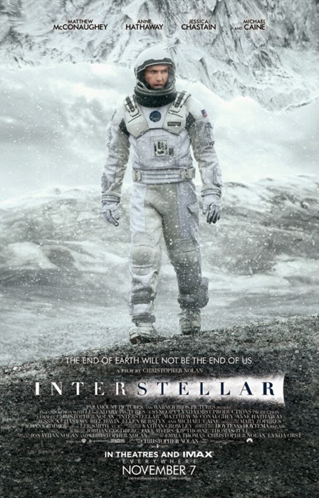 Interstellar - worst movie of 2014