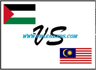 مشاهدة مباراة فلسطين ماليزيا بث مباشر اليوم 16-6-2015 اون لاين تصفيات كأس العالم وكأس اسيا يوتيوب لايف malaysia vs palestine