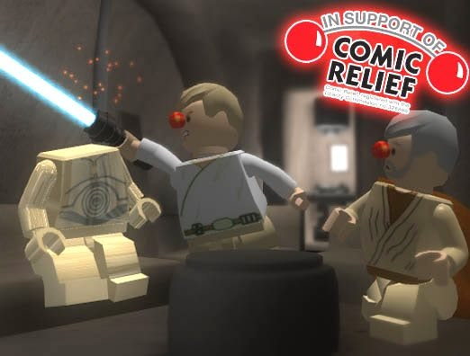 lego star wars 2 games to play online