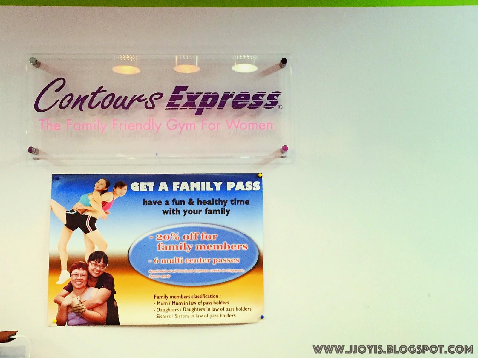 contour express singapore
