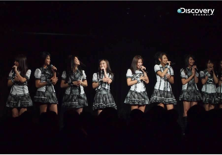 AKB48 from Japan
