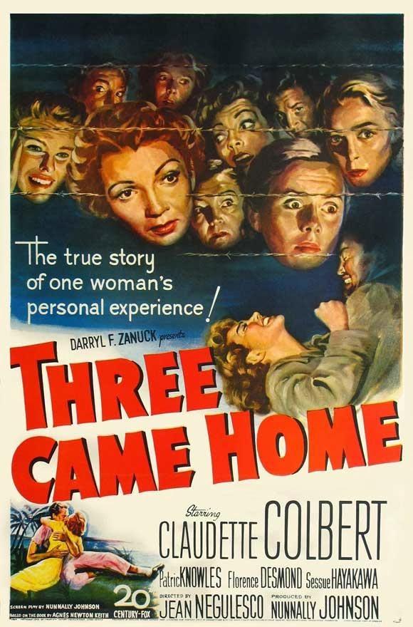 Portada película Regresaron tres