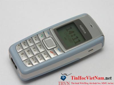 Soulful - Nokia Ringtone nhac chuong mac dinh cua 1110i