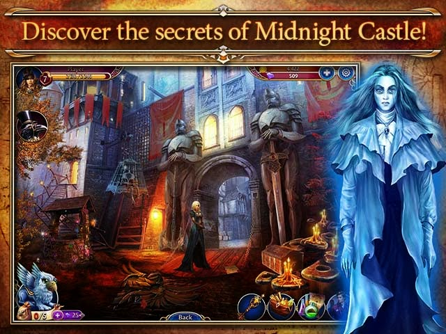 big fish games midnight castle screen shot 2