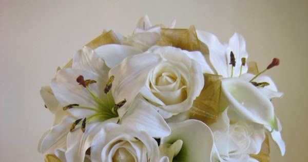 Wedding Florist Packages Brisbane : Artificial wedding flowers and bouquets australia