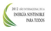 """""""Año Internacional de la Energía Sostenible para Todos"""""""