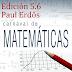 Edición 5.6: Paul Erdős del Carnaval de Matemáticas: 15-21 septiembre