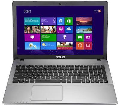 Spesifikasi Laptop ASUS X550ZE