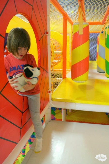 Parties at Super Duper Playground in Calgary  |  Best Birthdays