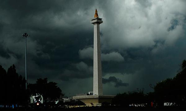 Antisipasi Cuaca Ekstrim Jakarta
