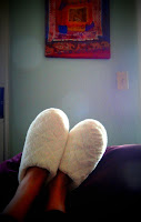 Soft Slippers by Lovesac