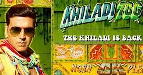 Khiladi 786 Movie Video Songs