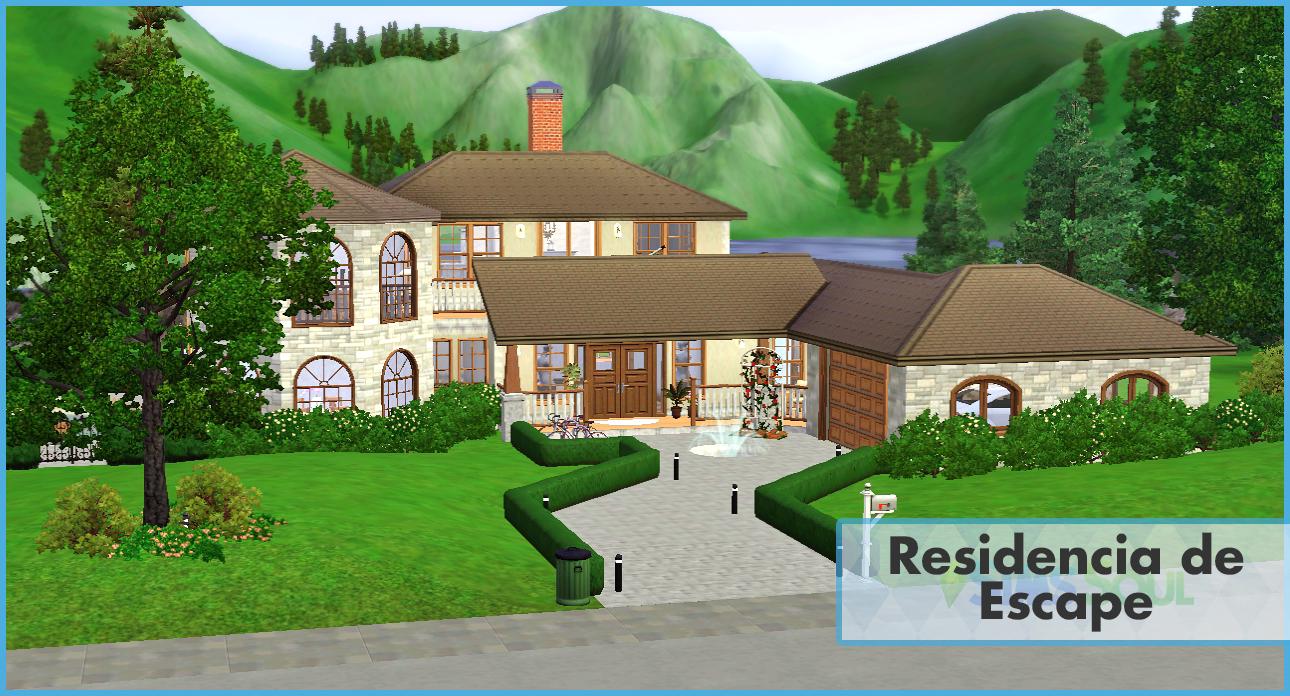 Residencia de Escape - Descarga Para Los Sims 3 : Sims ...
