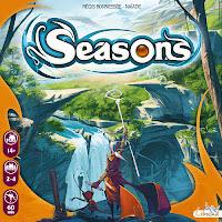 Imagen Juego de mesa seasons