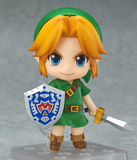 Nendoroid Link Majora's mask version