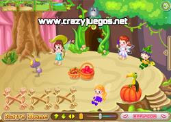 Juega a Decoracion de Elfos - www.crazyjuegos.net