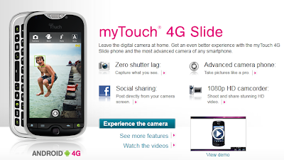 myTouch 4G Slide