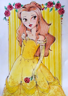 Belle - Die schöne und das Biest
