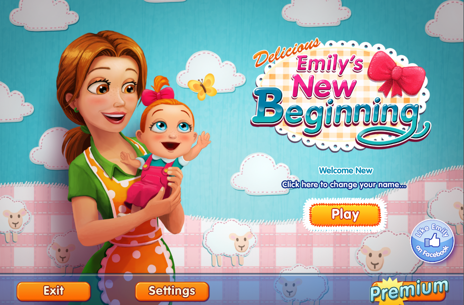 games like delicious emily