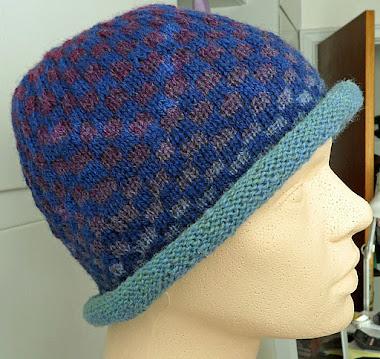 Fair Isle hat