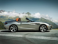 2012 BMW Zagato Roadster Concept car pictures 4